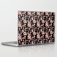 florence Laptop & iPad Skins featuring Florence by Mligiacarvalho