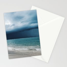 Storm At Sea Stationery Cards
