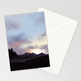 Mountain Skys Stationery Cards