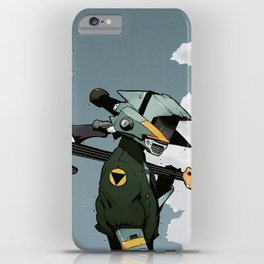 He Who Conquers The Left Side (2) iPhone Case