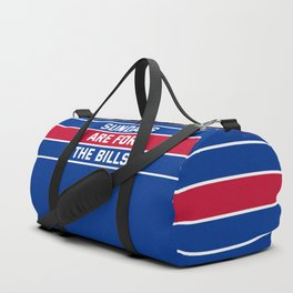 Sundays Are for the bills Duffle Bag