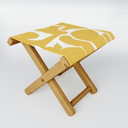 The Dance Folding Stool