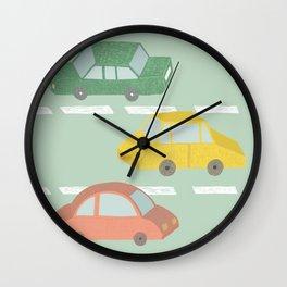 Autoa Wall Clock