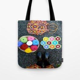 A good yarn Tote Bag