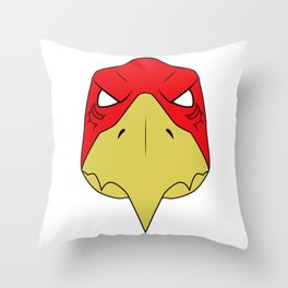 Crossfire Hurricane Throw Pillow
