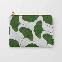 Ginkgo Leaf II Carry-All Pouch