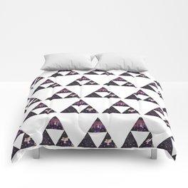 Floral Triforce Comforters
