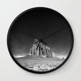 Shiprock Wall Clock