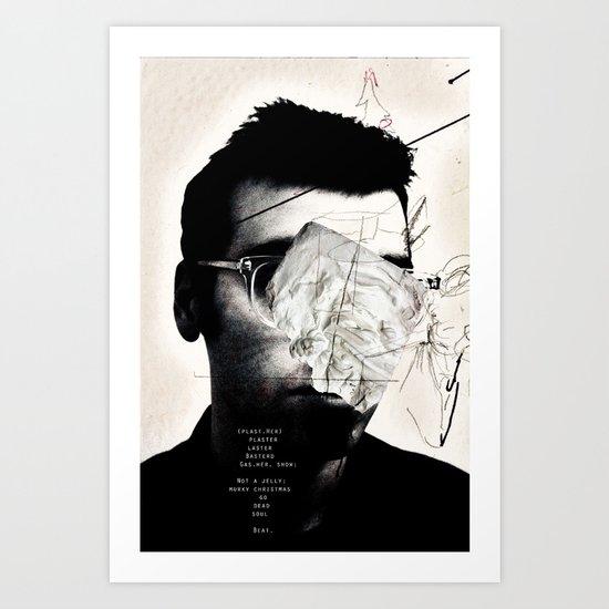 Xmas #1 Art Print