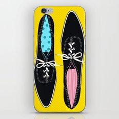Original Keds More Or Less iPhone & iPod Skin