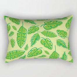 Tropical bandwagon Rectangular Pillow