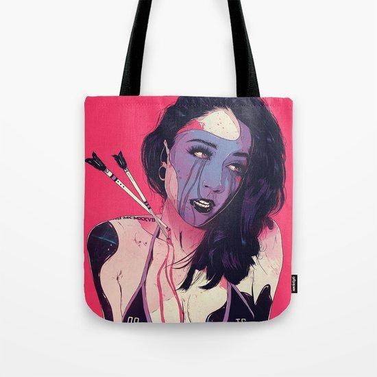 Outcast ✖ TiannaG Tote Bag