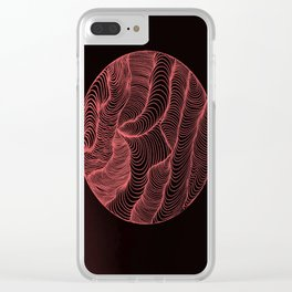 Deconstructing Harry Clear iPhone Case