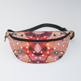 Abstract Nature Fanny Pack