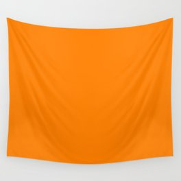 (Orange) Wall Tapestry