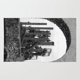 Bethlehem Steel Blast Furnace 7 Rug