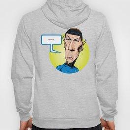Spock fascinating Hoody