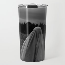 Ghost in the Field - Tall Travel Mug