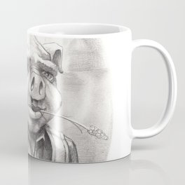 Mr. Attldoo Pig lll Coffee Mug