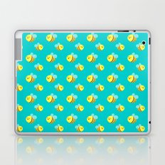 Bees - Pattern Laptop & iPad Skin
