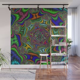Fractal Abstract 80 Wall Mural
