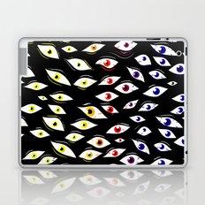 Eyes All Over Laptop & iPad Skin