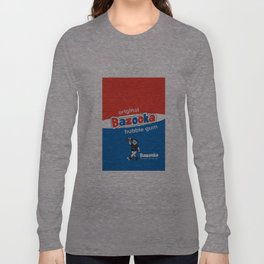 Glory to Yugoslavian design Long Sleeve T-shirt