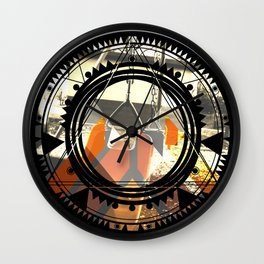 With or Without Wall Clock