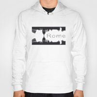 rome Hoodies featuring Rome by BNK Design
