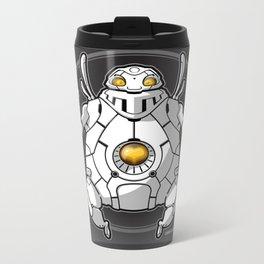 Zen Robot Metal Travel Mug