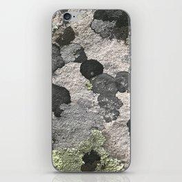 Stone Bloom iPhone Skin