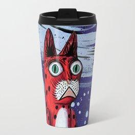The Hinged Cat Travel Mug