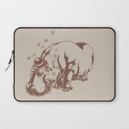 Hippo-Thesis Laptop Sleeve