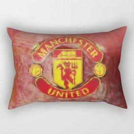 glory glory Rectangular Pillow