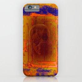 Door to the hell iPhone Case