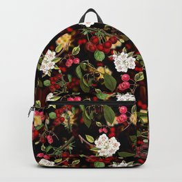 Cherries with Blossoms Backpack