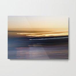 Sunset Sweep Metal Print
