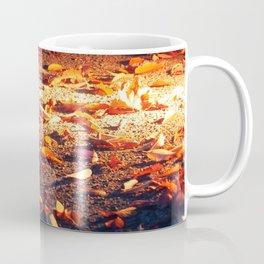 The Dance Of Autumn Coffee Mug