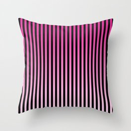 Slimming Pinks Throw Pillow