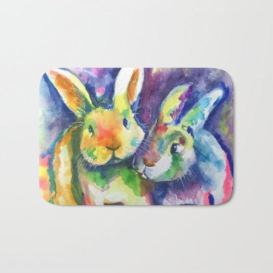 Bunny Pals Bath Mat