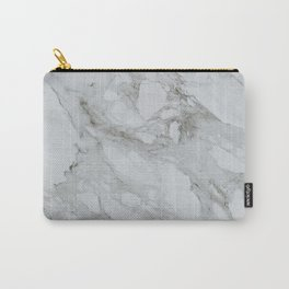 Pearl River Calacatta Marble Carry-All Pouch