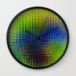 The Colour Out of Space Wall Clock