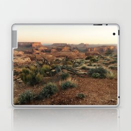 Monument Valley Morning Laptop & iPad Skin