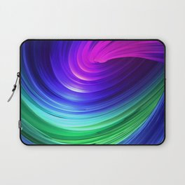 Twisting Forms #5 Laptop Sleeve