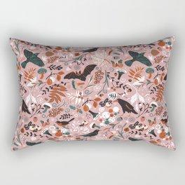 October birds Rectangular Pillow