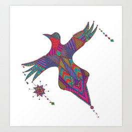 Color for Life Art Print