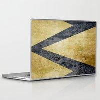 power Laptop & iPad Skins featuring pOwer by Simona Sacchi