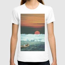 Meditation on Saturday Morning T-shirt
