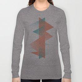 Pastel Peaks Long Sleeve T-shirt