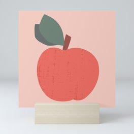 Red Apple Mini Art Print